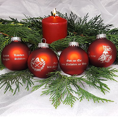 Christbaumkugeln Feuerwehr.Weihnachtskugeln Feuerwehr Italiaansinschoonhoven